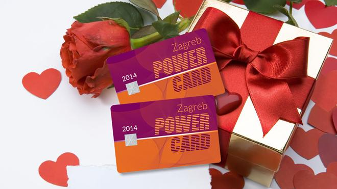 Zagreb PowerCard gift