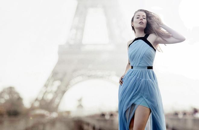 Ivan Alduk snimio kampanju u srcu Pariza