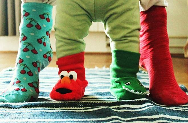 Šarene čarape za Svjetski dan sindroma Down