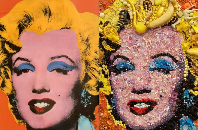Marilyn Monroe od smeća