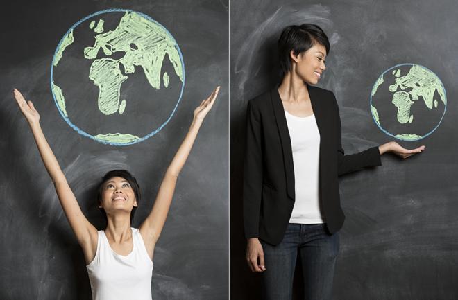 Mlade žene mijenjaju svijet