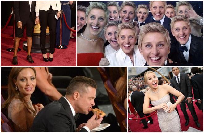 Oscar 2014.: Najzabavniji trenuci