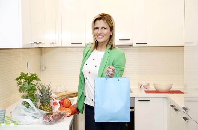 Antonija Blaće s užitkom kupuje uz preporuku