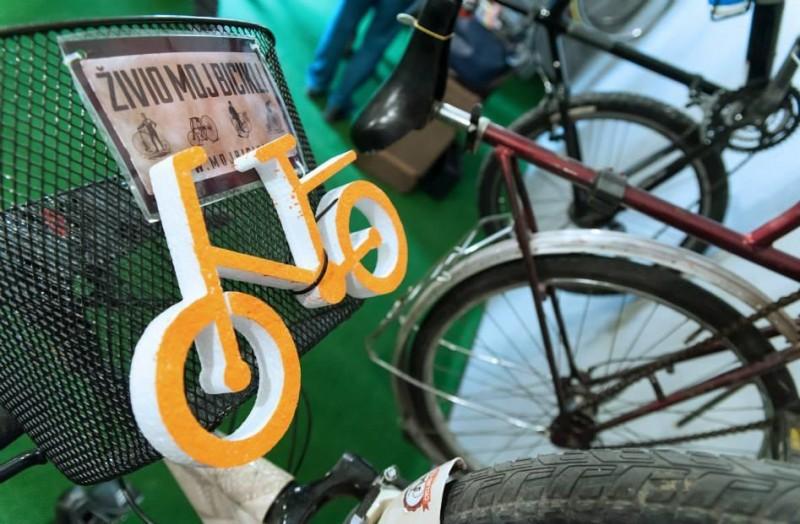 Besplatan parking za bicikle povodom Dana planeta Zemlje