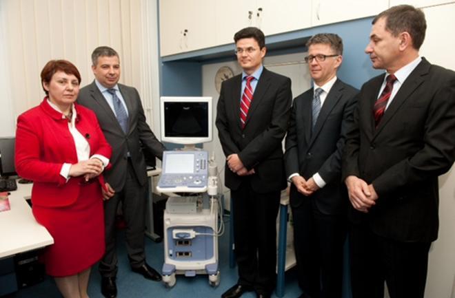 INA i PBZ Card uručili donaciju Specijalnoj bolnici Goljak