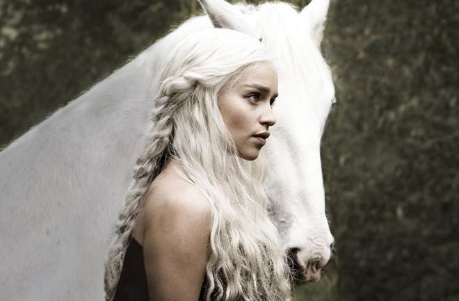 Khaleesine kovrče kao inspiracija