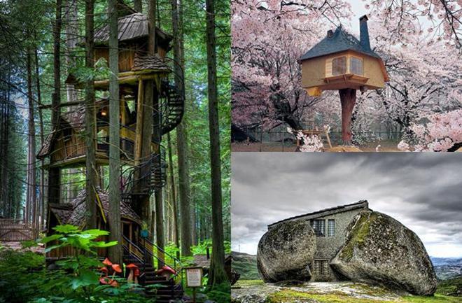 Kuće koje privlače poglede