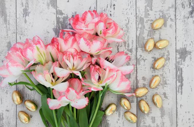 uskrsnja dekoracija cvjetna
