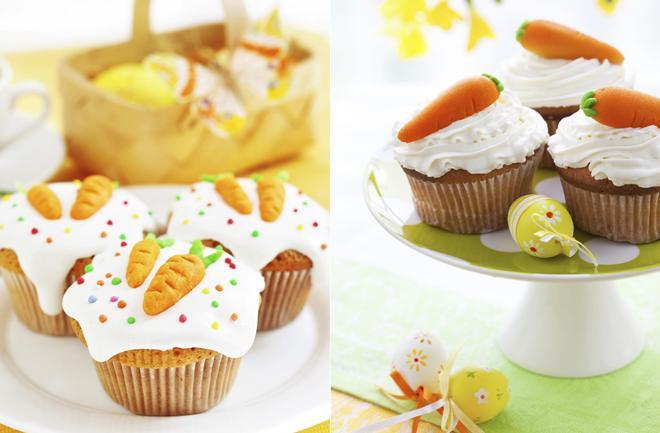 uskrsnji cupcakes