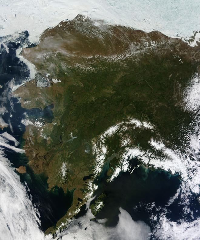 zemlja 3 aljaska