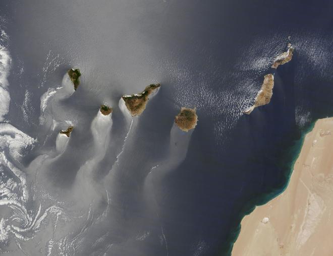 zemlja kanarski otoci