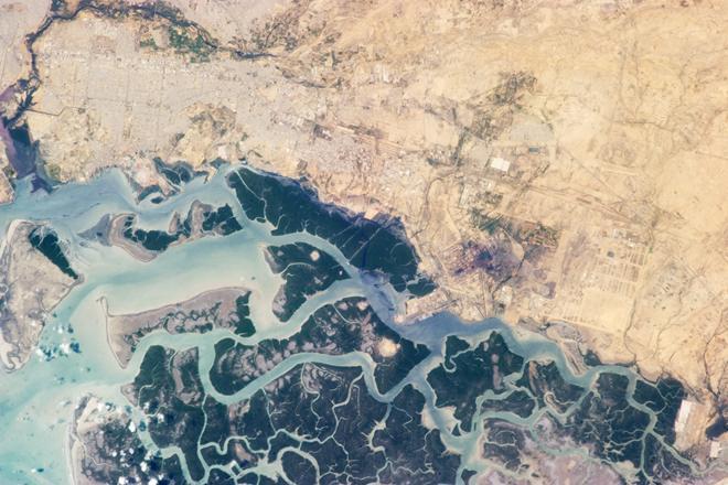 zemlja obala pakistana
