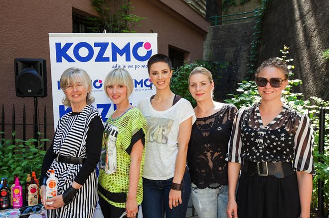 Tihana harapin, Ines Preindl,Lorena Nosic¦ü,Ana Begic¦ü i Marija Boric¦ü