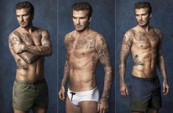 David Beckham lansirao prvu kolekciju kupaćih kostima za H&M
