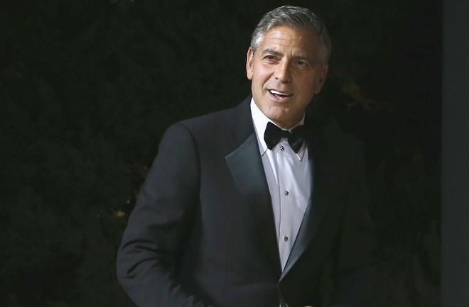 George Clooney priređuje vjenčanje iz snova