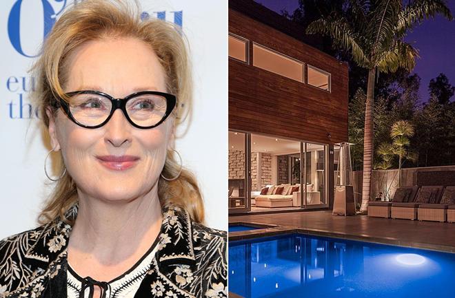 Meryl Streep prodaje luksuznu vilu