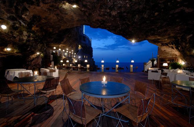 Jeste li za večeru u pećini?
