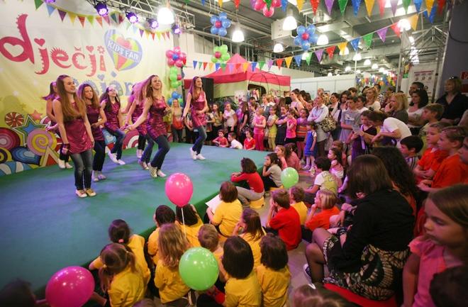 Dječji sajam i ove godine u Tower centru Rijeka