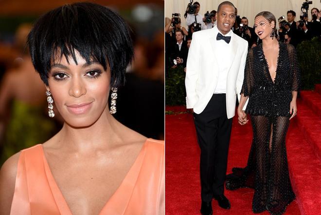 Beyonceina sestra pretukla Jay Z-a