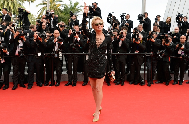 Sharon Stone otkrila adute
