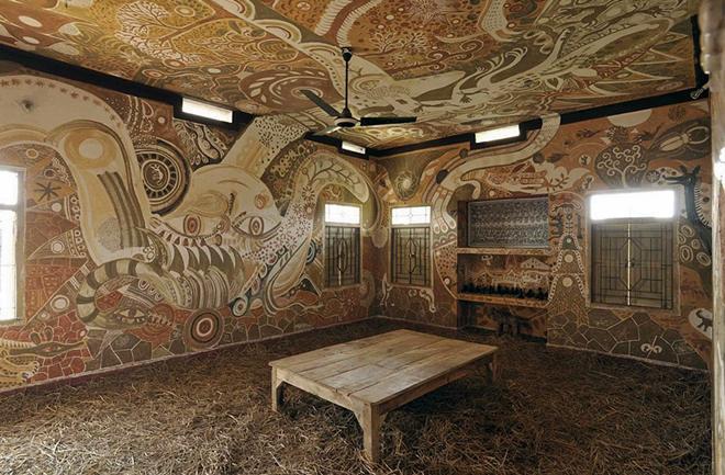 Nevjerojatna umjetnost od blata