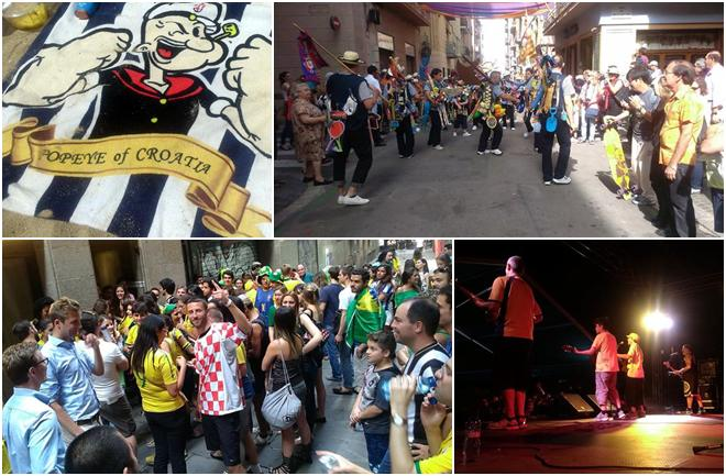 Tamara Tokić: Iznenađujuće zabave na ulicama Barcelone