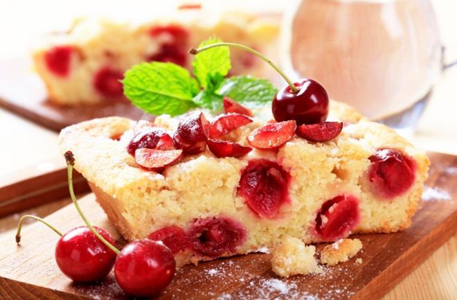 Brzi osvježavajući recept s trešnjama