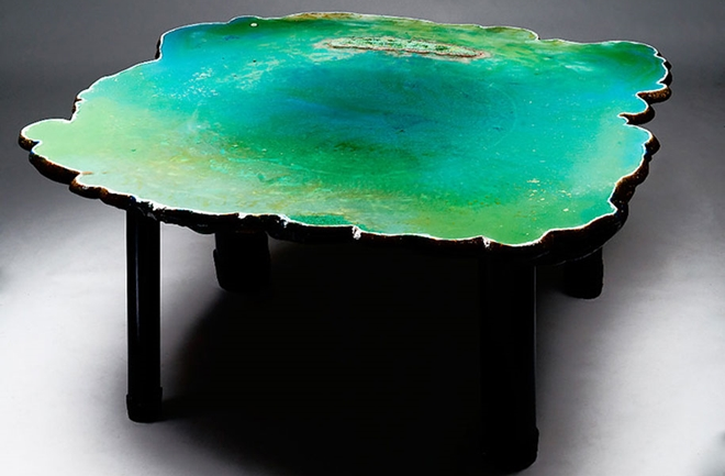 stol akvarij