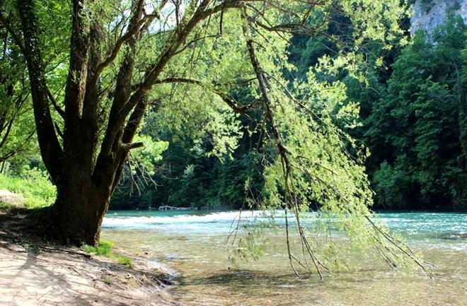Ljeto na rijekama ima posebne čari