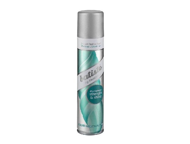 Batiste Strenght & Shine šamponi za suho pranje kose
