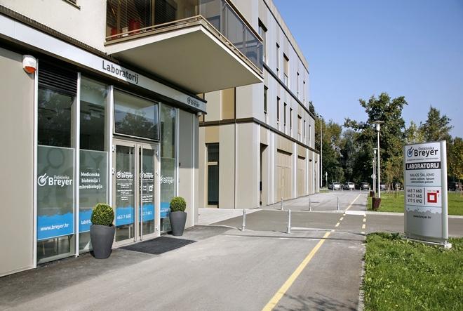 Otvoren novi laboratorij u Novom Zagrebu