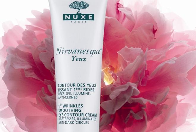 NUXE Nirvanesque Yeux – Smijte se očima!