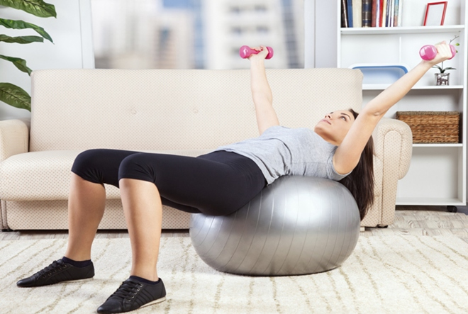 Najbolje vježbe za ravan trbuh