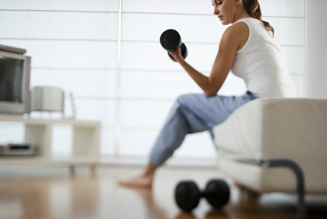 VIDEO: Vježbe za trening u vlastitom domu