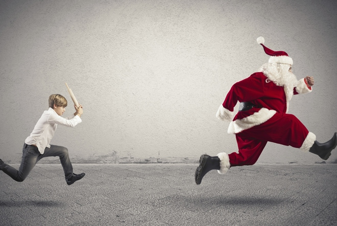 za božić