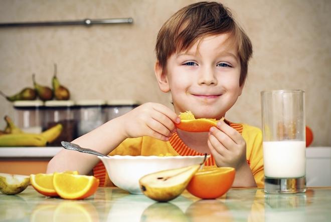 Jutarnje prehrambene navike kod osnovnoškolaca