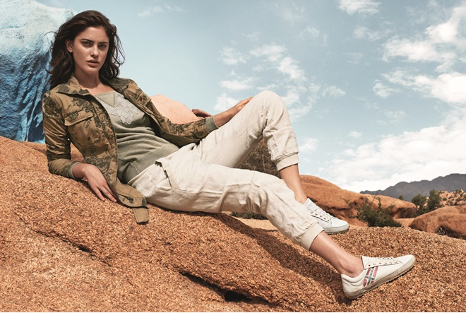 Nova Napapijri kolekcija idealno kombinira strogo i ženstveno