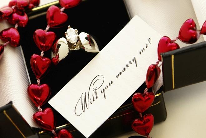 Zašto je Valentinovo idealan dan za zaruke?