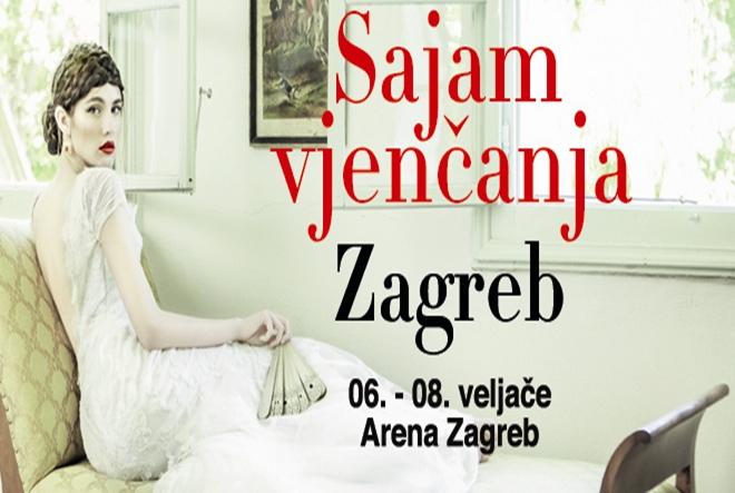 Sajam vjenčanja u Areni Zagreb