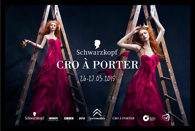 Izrazito ženstven Schwarzkopf Cro A Porter