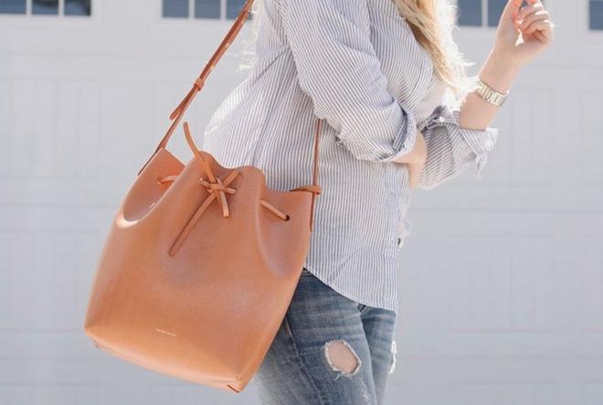 5 načina kako nositi bucket torbe