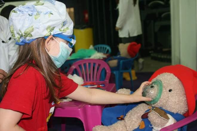 Bolnica za medvjediće – za djecu koja se boje doktora