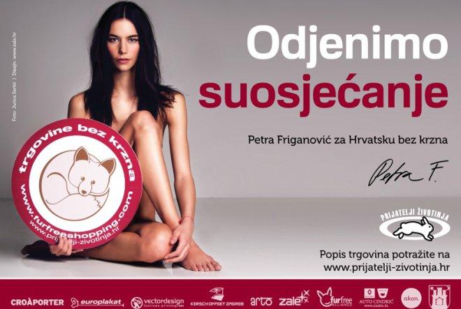 Trgovine bez krzna: Petra Friganović