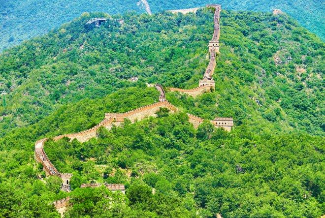 Prošećite Kineskim zidom!