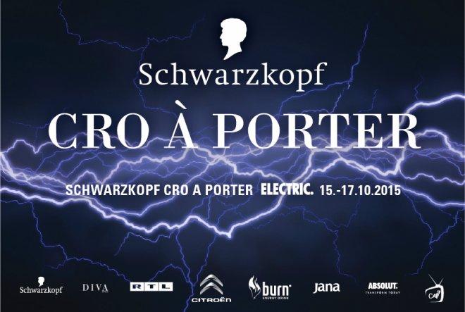 Nova sezona Schwarzkopf Cro A Porter