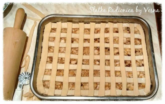 Pita od jabuka 8