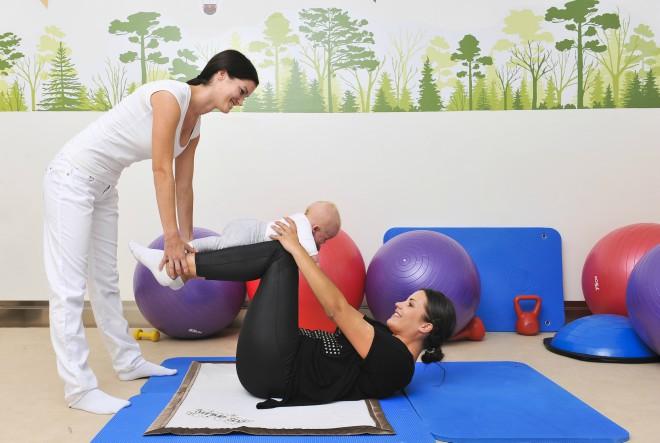 Trudnoća – idealno vrijeme za početak vježbanja