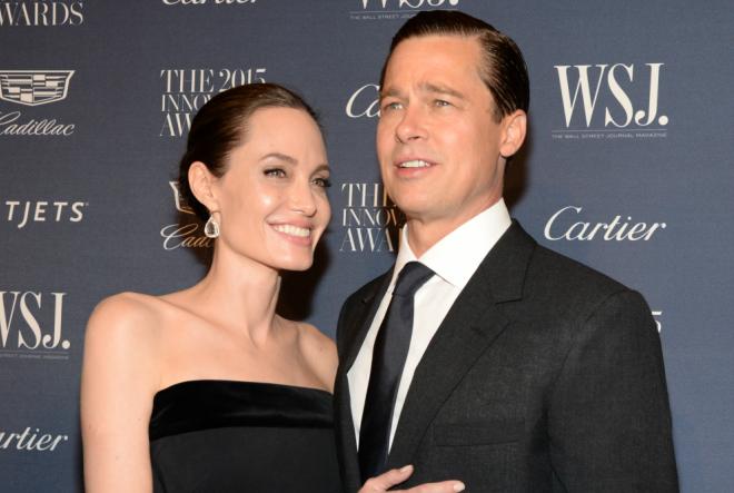 Buntovna Angelina Jolie