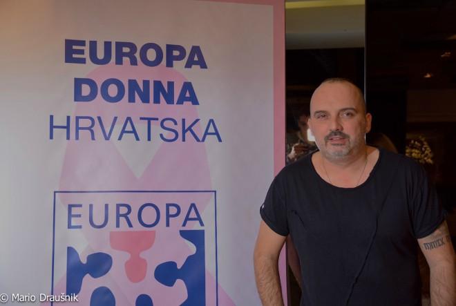 Europa Donna i Tony Cetinski u humanitarnoj akciji