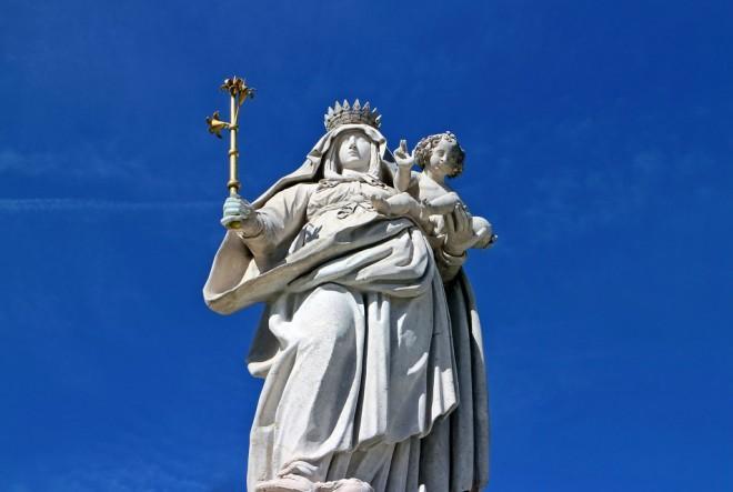 Bogorodica Marija – najmoćnija žena na svijetu
